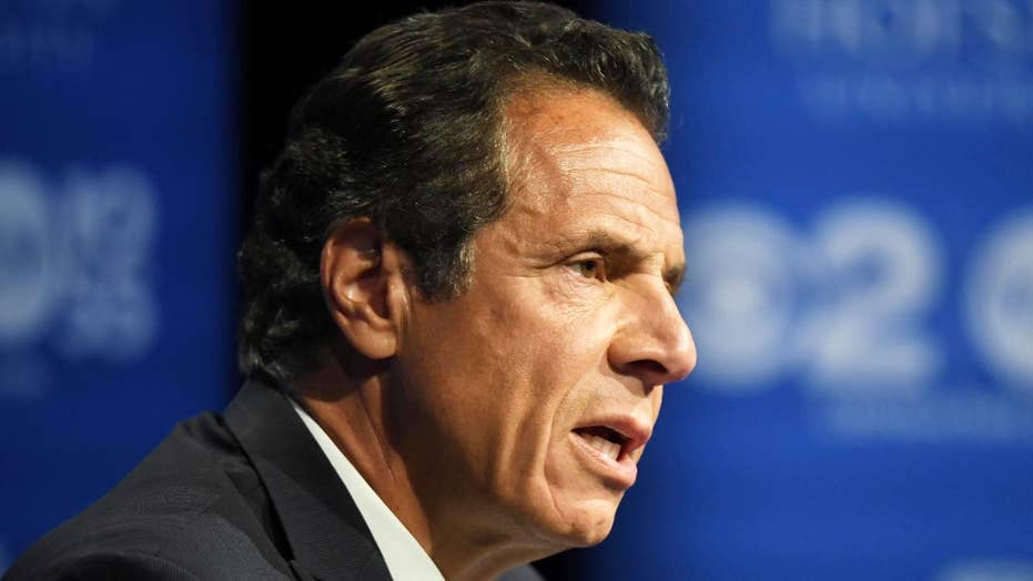 Cuomo spars with Nixon in Democratic primary debate