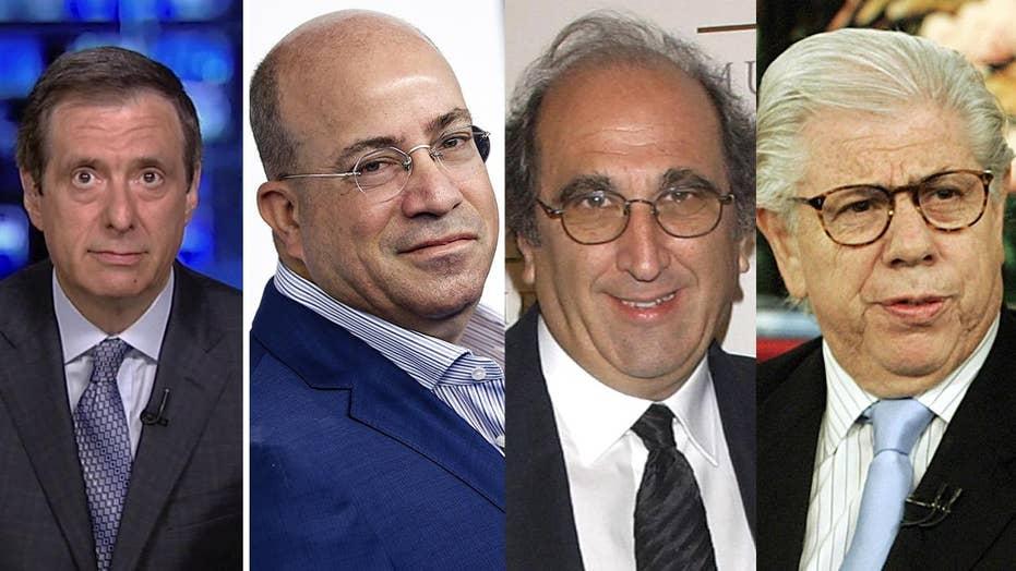 Kurtz: The POTUS war on Jeff Zucker, Andy Lack, Carl Bernstein