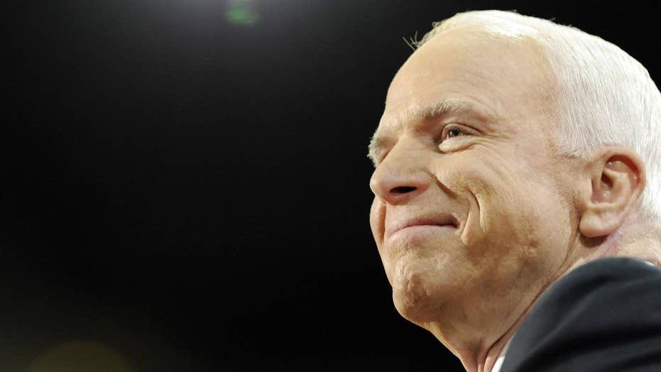 Arizona says goodbye to John McCain