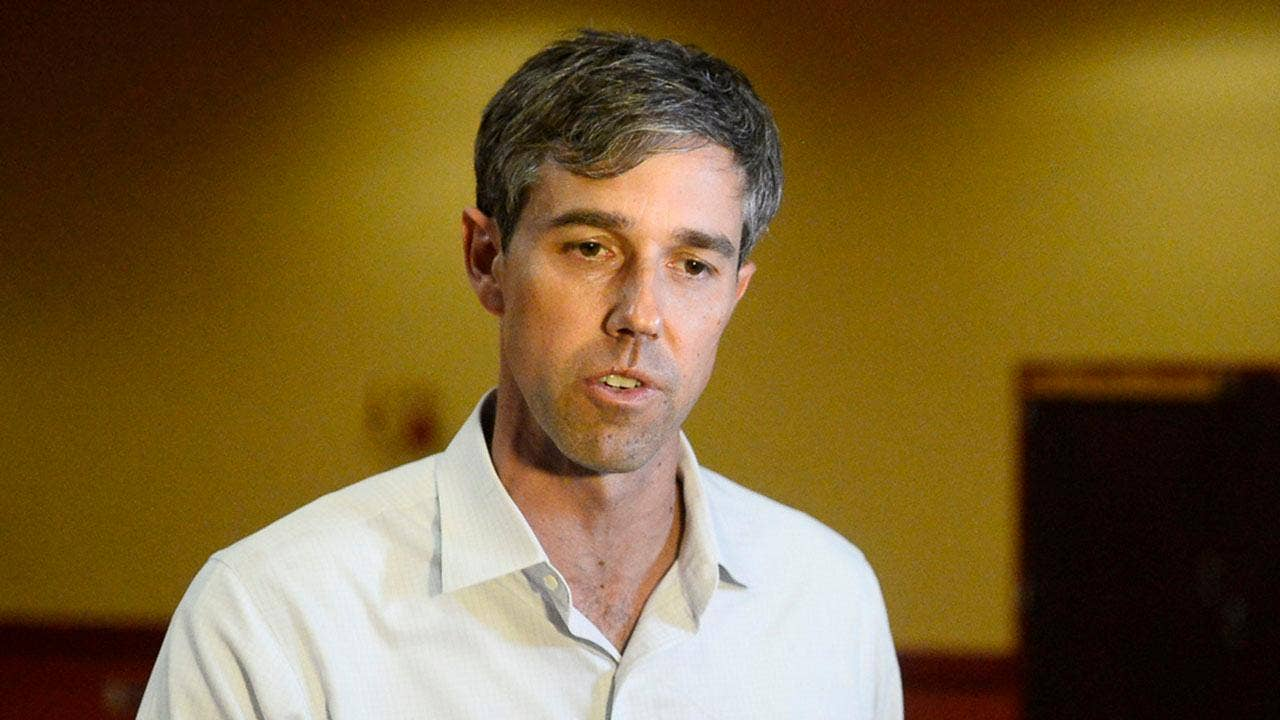 Beto O'Rourke's denial he left DUI crash scene challenged by fact-checker | Fox News