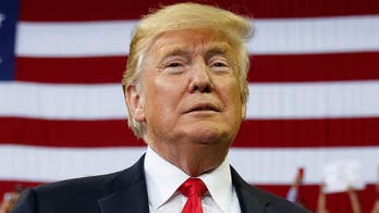 President Trump rallies in Indiana for Senate candidate Mike Braun as the candidates he endorses are cleaning up in primaries.