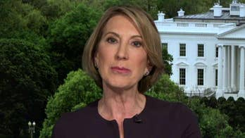 Carly Fiorina: McCain always ran to the problem