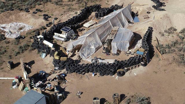 The FBI arrests 5 residents of New Mexico compound