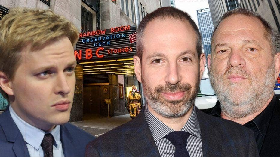 NBC News president reportedly killed Harvey Weinstein exposé to protect his Hollywood ambitions