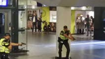 Dutch authorities say Amsterdam knife attack suspect had 'terrorist motives.'