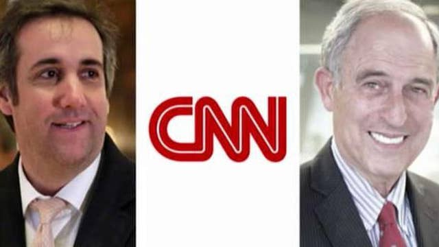 CNN stands by Trump Tower story, won't reveal second source