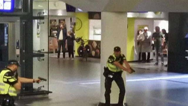 Investigators say 'terrorist move' led to knife attack