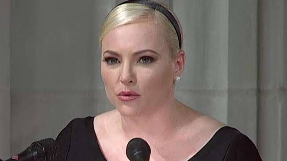 Meghan McCain: John McCain was tangible by love