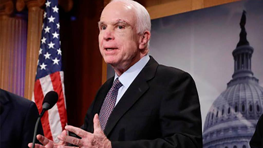 Court files reveal role of McCain, aide in spreading anti-Trump dossier