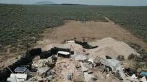 The teen rescued from a New Mexico compound stated he was being trained for Jihad.