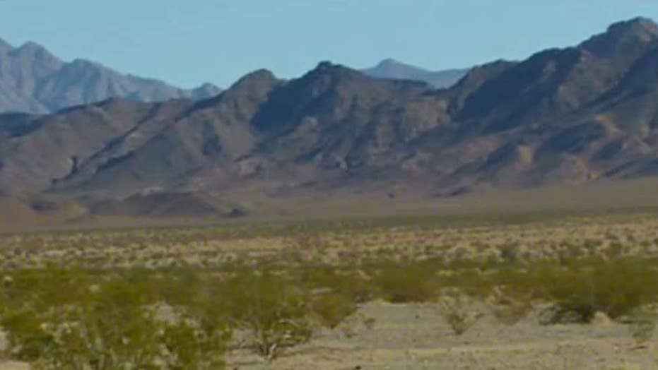 Cadiz plans to pump groundwater from Mojave Desert