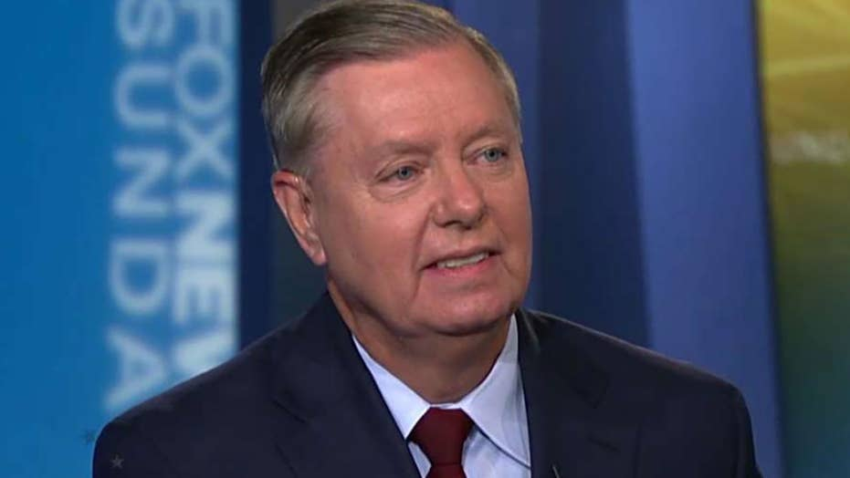 Sen. Graham on McCain's legacy, Kavanaugh hearings