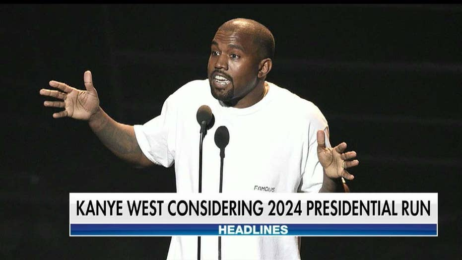 Kanye West Says 2024 Run for President 100 Percent Could Happen