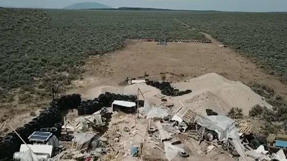Teen rescued from New Mexico compound