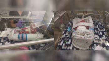 Woman gives birth to twins hours after terrifying crash in New Mexico that left 8 dead