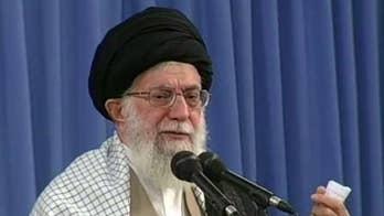 Khamenei says war is unlikely, but urges boosting Iran's defenses. Fox News senior strategic analyst, Gen. Jack Keane, provides insight.