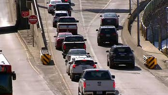 Millions of cars expected to be on the road for Labor Day. Laura Ingle has more on travel.