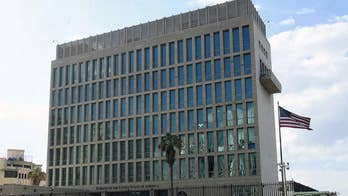 NYT: Microwaves could be to blame for mysterious illness hitting U.S. diplomats in embassy in Cuba. Garrett Tenney reports.