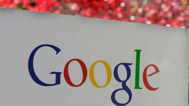 Trump declares Google 'rigged'