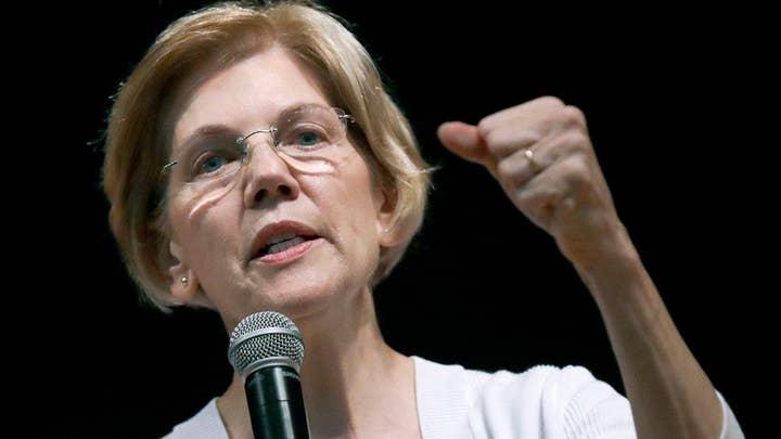 Sen. Elizabeth Warren addresses ethnicity questions