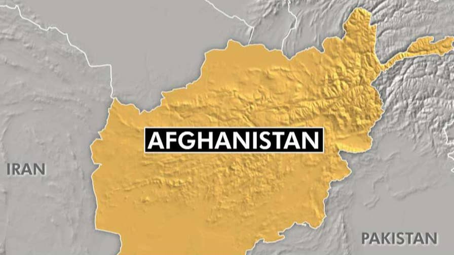 American service member killed in Afghanistan during apparent insider attack.