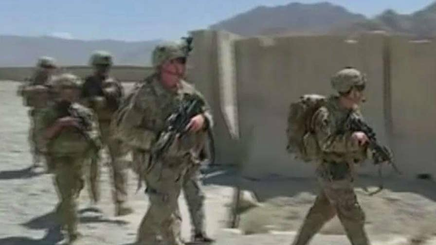 U.S. service member apparently killed by the very same Afghan forces he was there to train; Lucas Tomlinson reports for 'Special Report.'