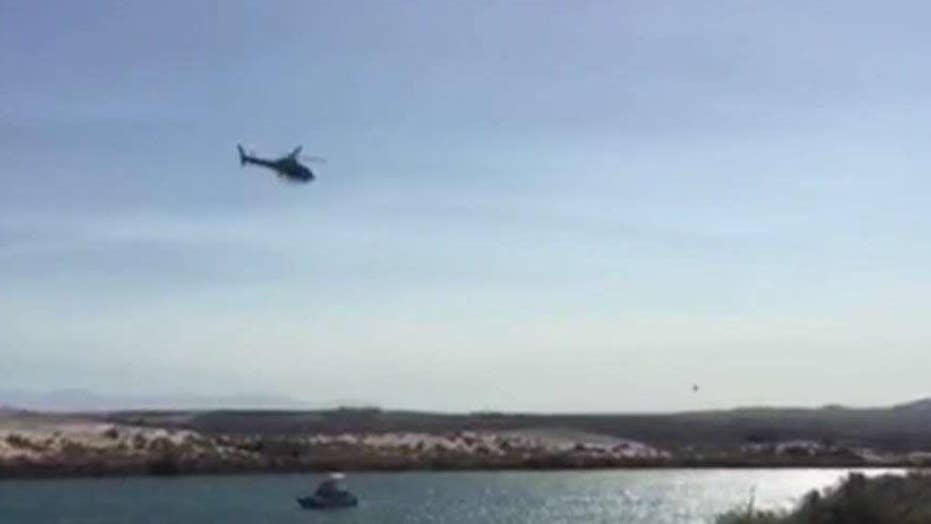 At least four missing following boat collision