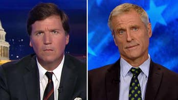 'Tucker Takes On ...': Vegan activist tries to convince Tucker he shouldn't be eating meat at all. #Tucker