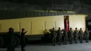 According to Western intelligence sources, the Iranian Revolutionary Guard is orchestrating smuggling flights to Iranian-backed fighters in places like Syria and Lebanon.