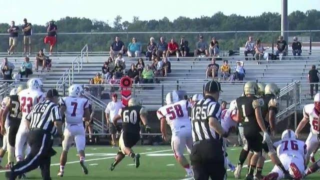 High schools dropping football amid participation slump