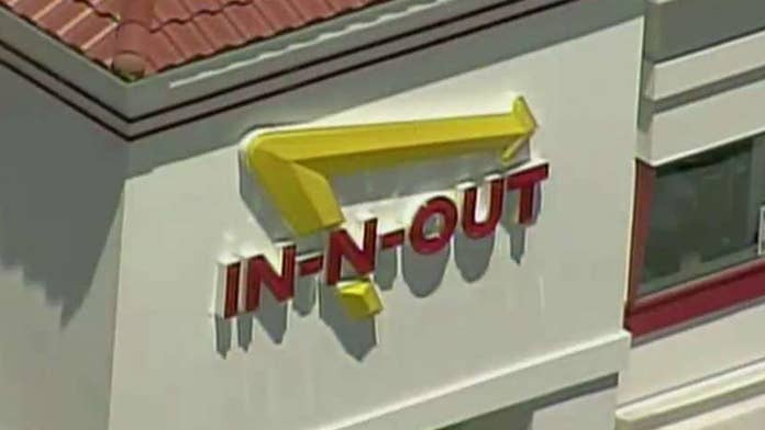 In-N-Out burger seen in mint condition in New York City street, Twitter ask: How did it get there?