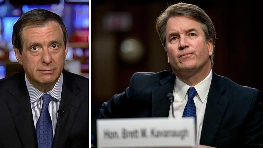 'MediaBuzz' host Howard Kurtz weighs in on the chaos at the Brett Kavanaugh confirmation hearing and why it showcased Congress at its worst.