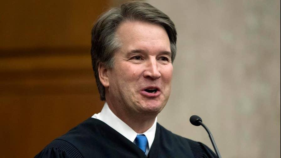Senate Democrats urge delay of Supreme Court nominee Brett Kavanaugh's confirmation hearing; Shannon Bream reports.