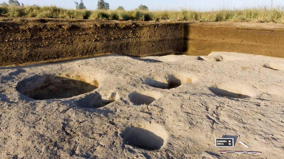 Egyptian village that predates pharaohs, pyramids uncovered