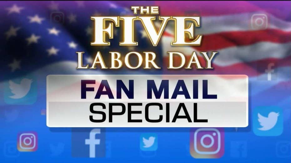 Labor Day fan mail special on 'The Five'
