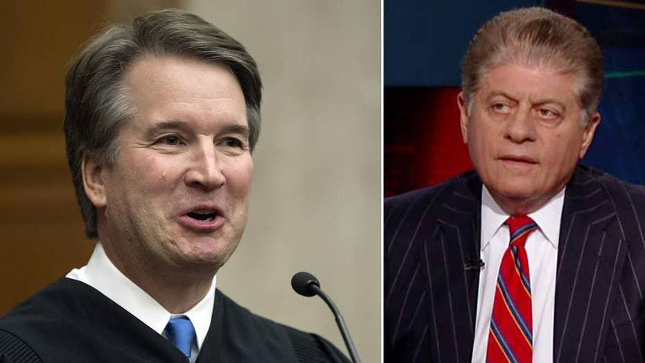 Napolitano: Dems conclude it's lost cause to block Kavanaugh