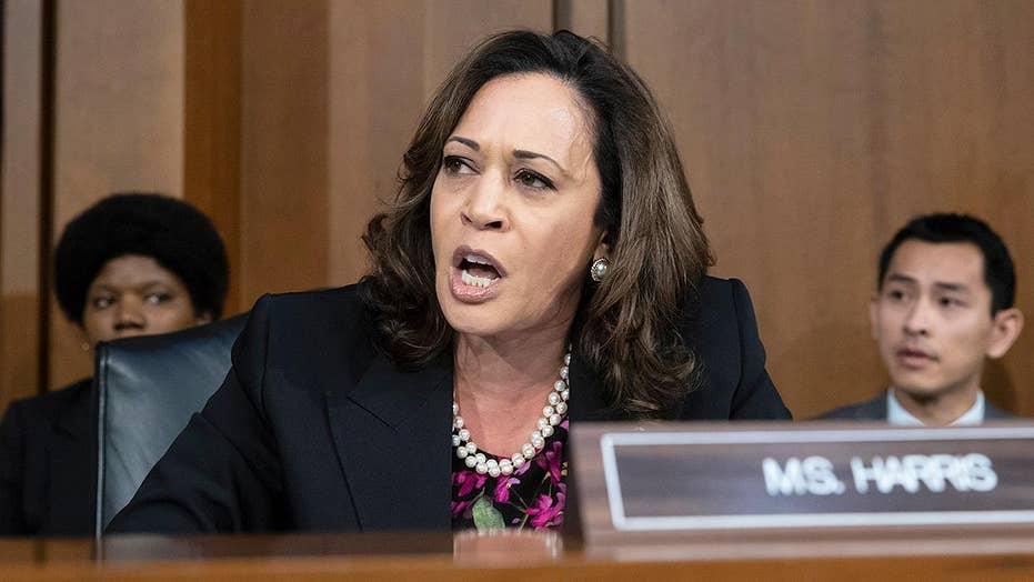 Senate Democrats, protesters try to hijack Kavanaugh hearing