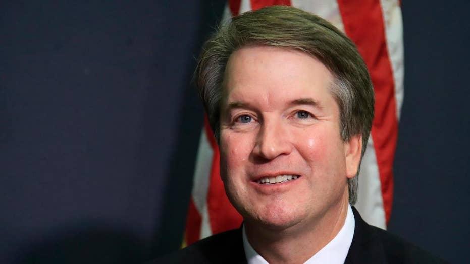 Political battle erupts over Kavanaugh confirmation