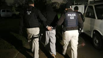 Bill would ban agents from making courthouse arrests; former acting ICE director and Fox News contributor Tom Homan sounds off on the proposal.