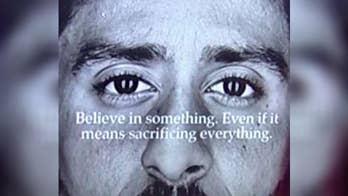 Trump mocks Nike over Kaepernick ad backlash: 'Getting absolutely killed'