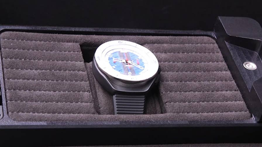 If you want Autodromo's latest watch you'll have to fork over $461,500. That's because the $11,500 timepiece is only available to owners of the $450,000 Ford GT supercar.
