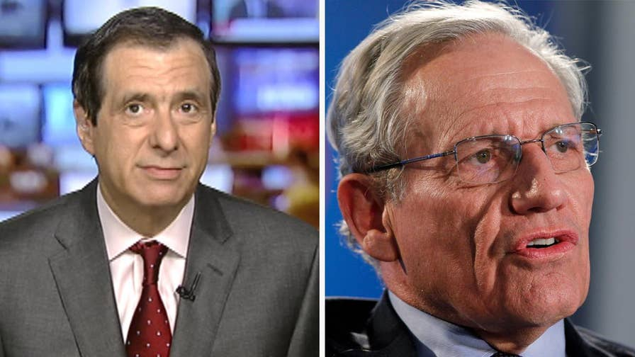 'MediaBuzz' host Howard Kurtz weighs in on claims that Bob Woodward is a 'Dem operative' and out to hurt President Trump in his new book 'Fear.'