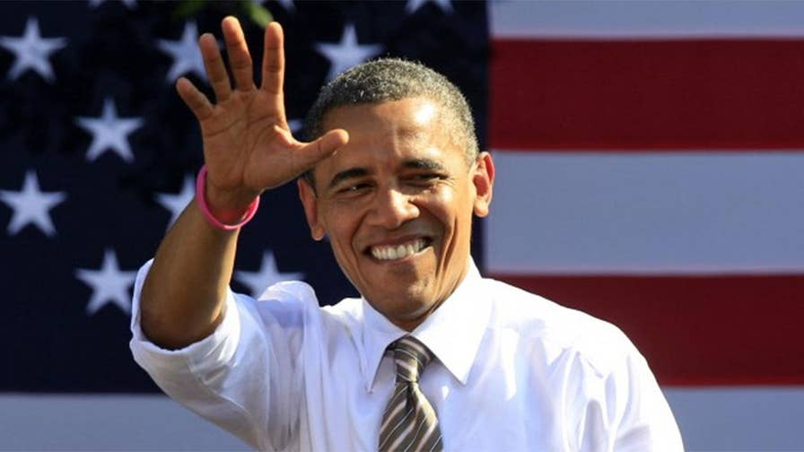 What message will Obama bring as he campaigns for Democratic midterm candidates? Former Obama adviser David Tafuri and Fox News contributor Marc Thiessen weigh in on 'The Story.'