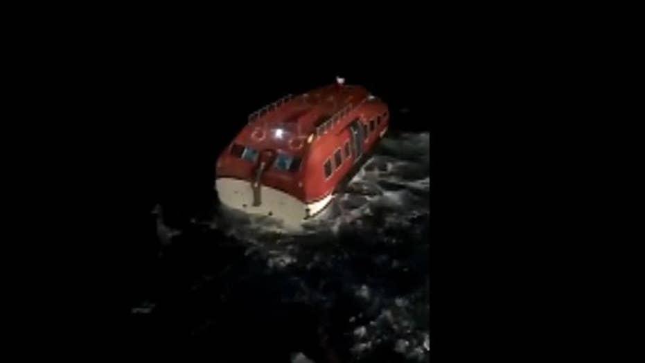 Norwegian Cruise ship rescues Cuban nationals adrift at sea