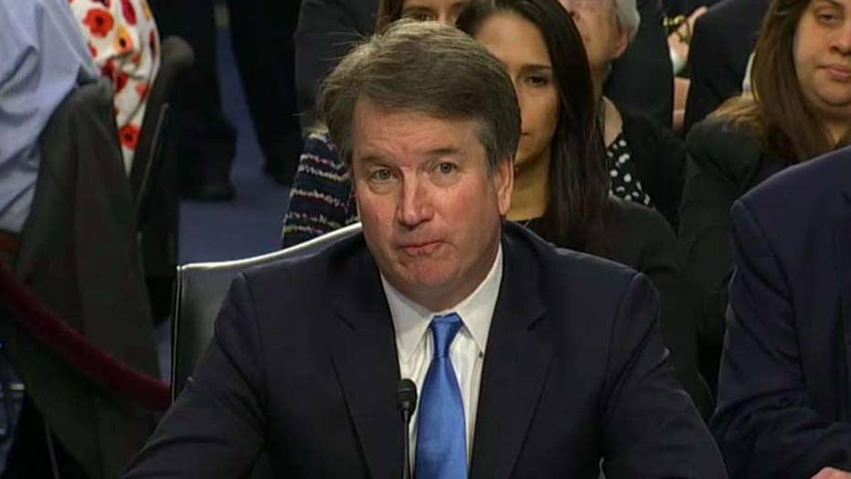 Kavanaugh: I knew nothing of Kozinski misconduct allegations