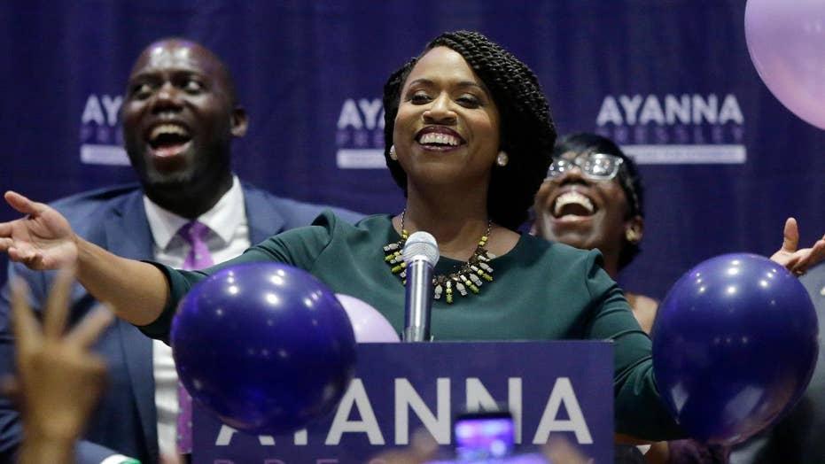 Progressive Massachusetts Dem Ayanna Pressley: What to know