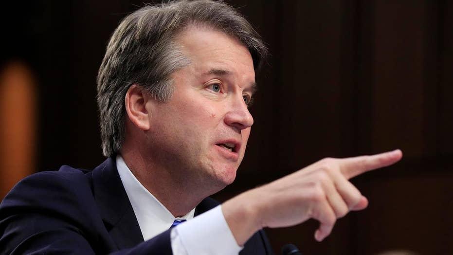 Kavanaugh: Following nominee precedent is critical