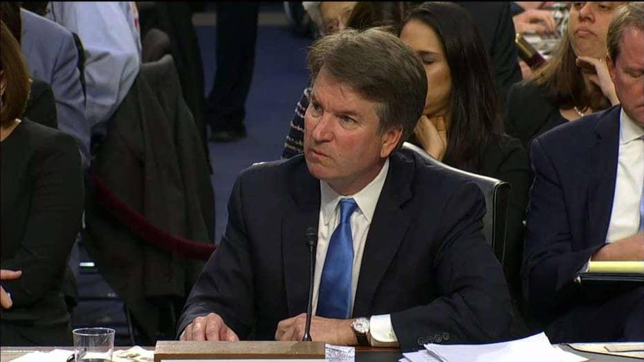 Brett Kavanaugh on similarities to Judge Merrick Garland