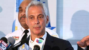 Chicago Mayor Rahm Emmanuel makes surprise announcement saying he will not seek re-election.