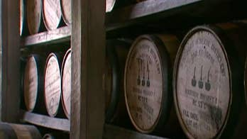Todd Piro learns the art of making bourbon at Kentucky distilleries.